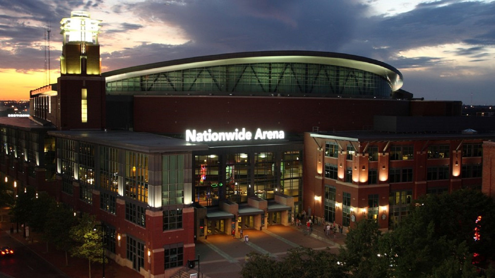 Things to do in Columbus Ohio - Nationwide Arena